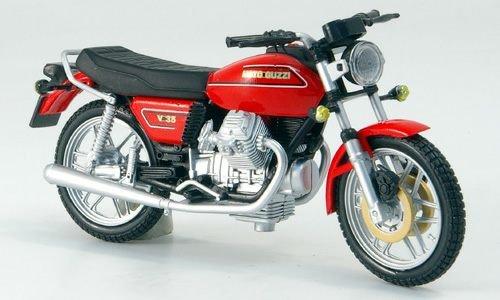 Moto Guzzi V 35, Modellauto, Fertigmodell, Starline 1:24