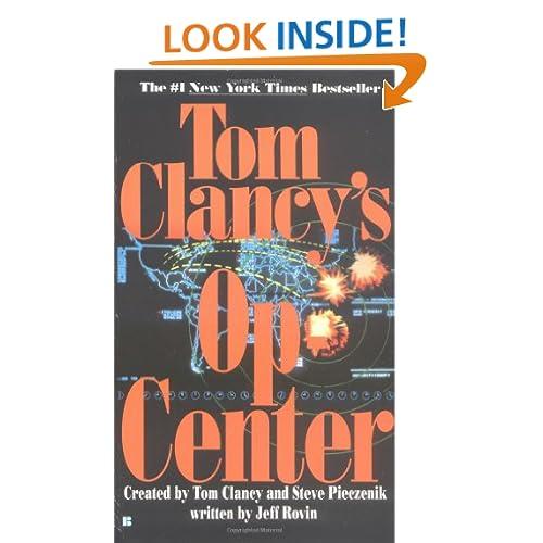 Op-Center (Tom Clancy's Op-Center, Book 1)