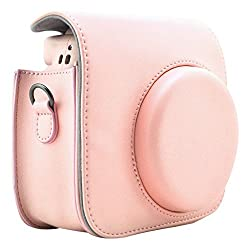 Tree New Bee TNB-CASEPINK Fujifilm Instax Groovy Camera Case, Pink