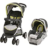 Graco Fast Action Fold Classic Connect Travel System with Snug Ride 22 San Marino