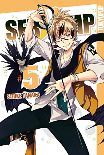 Servamp, Band 5