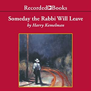 Someday the Rabbi Will Leave Audiobook