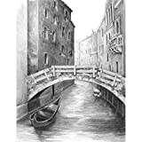 Royal and Langnickel Sketching Made Easy, Venice Bridge
