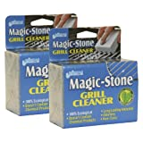 Compac Magic-Stone Grill Cleaner, 2 Count