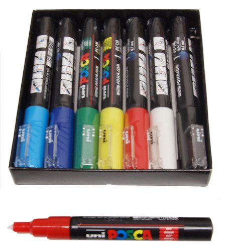 Posca Coloring | Buy Posca Coloring products online in Saudi Arabia ...