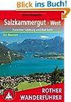 Rother Wanderf�hrer Salzkammergut Wes...