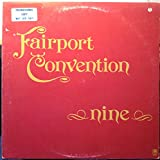 FAIRPORT CONVENTION NINE vinyl record