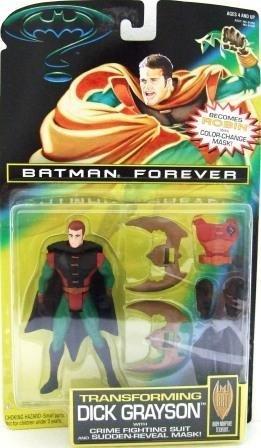 Batman Forever Transforming Dick Grayson