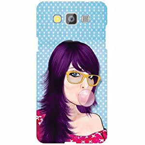 Samsung Galaxy Grand Max SM-G7200 Back Cover - Chewing Gum Designer Cases