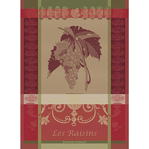 Garnier-Thiebaut, Les Raisins (Grapes) Kitchen / Tea Towel
