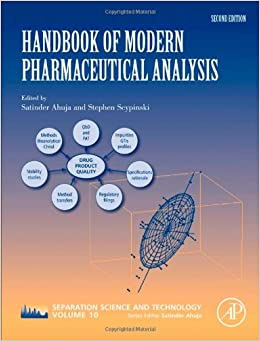 handbook of analytical validation
