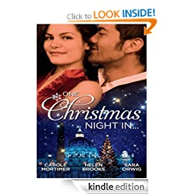 One Christmas Night In... (Mills & Boon M&B): A Night in the Palace / A Christmas Night to Remember / Texas Tycoon's Christmas Fianc�e (Mills & Boon Special Releases)