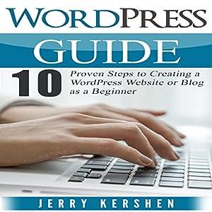 WordPress Guide Audiobook