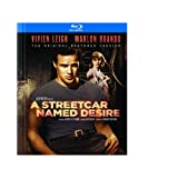 A Streetcar Named Desire (The Original Restored Version) [Blu-ray Book]