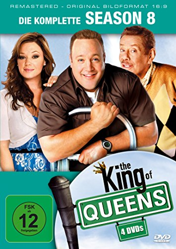 The King of Queens - Season 8 [4 DVDs]