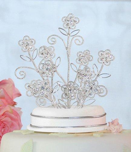 Floral Garden Caketop