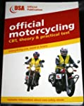 Official Motorcycling: CBT, Theory an...