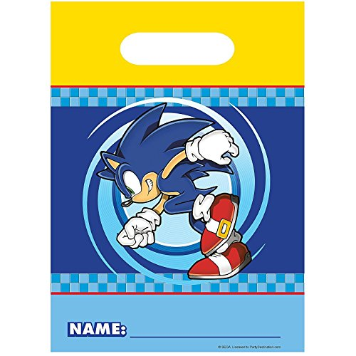 Darton Party Sonic Treat Bags