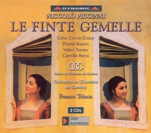 Le Finte Gemelle (The Fake Twins): Act Ii Scene 8: Lucciolette Che Andante Di Notte (Marescial, Isabella) - Scene 9: Fosse Stato Belfiore L'Avrei ? (Isabella, Belfiore)