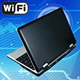 WolVol Mini 7-Inch Laptop with Wi-Fi