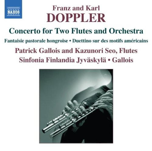 Concerto for 2 Flutes and Orch