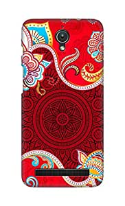 SWAG my CASE Printed Back Cover for Asus ZenFone C