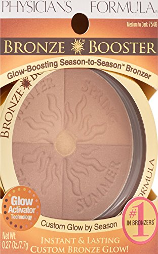 Physicians Formula Physicians Formula Bronze Booster Glow-Boosting Season-To-Season Bronzer, Light To Medium - Oz Walmart $ $ Physicians Formula Physician's Formula Powder Palette Pressed Powder, Light Bronzer.