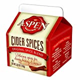 Aspen Mullings Original Spice Blend - Cider Seasonal Drink Mix Z-M