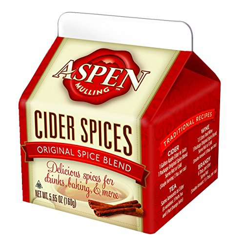 Aspen Mullings Original Spice Blend - Cider Spices 5.65oz