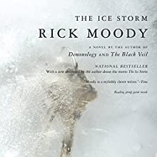 The Ice Storm Audiobook by Rick Moody Narrated by David DeSantos