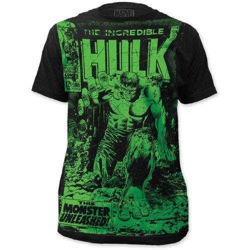 The-Incredible-Hulk-Camiseta-para-hombre