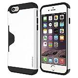 PHONE FOAM Golf Fit カード収納機能付きケース for iPhone 6 ホワイト