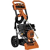 Generac 6598 3,100 PSI 2.7 GPM 212cc OHV Gas Powered Residential Pressure Washer