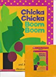 Chicka Chicka Boom Boom Book and Audio CD Set (Paperback)