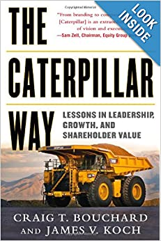 Downloads The Caterpillar Way: Lessons in Leadership, Growth, and Shareholder Value e-book