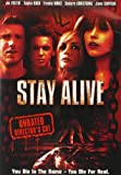 Stay Alive - The Director's Cut (Widescreen Edition)
