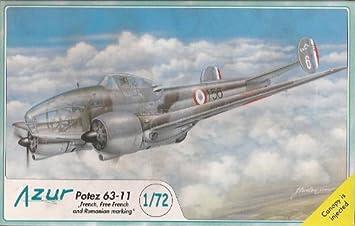 Azur - Potez 63-11 - AZUR3572