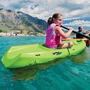 Youth Wave Kayaks 12 pk (12 Kayaks & 12 Paddles) (Set of 12)