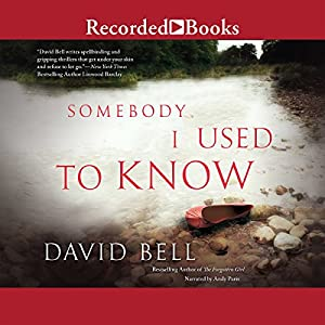 Somebody I Used to Know Audiobook