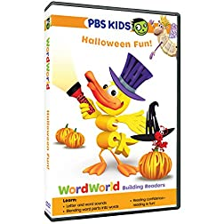 Wordworld: Halloween Fun
