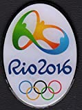 リオ・オリンピック・ビン・バッジ/2016 SUMMER OLYMPICS PIN RIO deJANEIRO OLYMPIC GAMES LIMITED EDITION BRAZIL USA