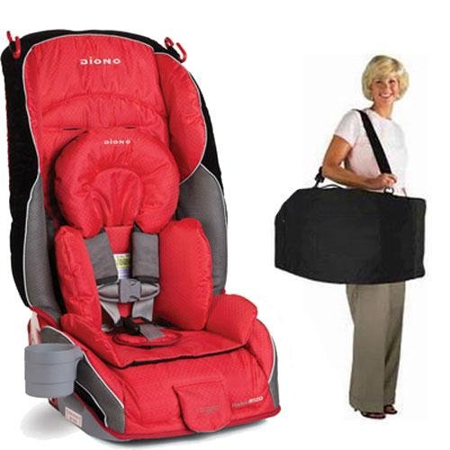 Diono Radian R120 Car Seat with Free Carrying Case - Daytona