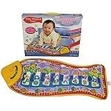 Shopaholic Baby's Musical Piano Touch Mat - YQ2921