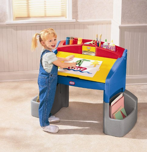 Little Tikes Art Desk And Easel Hot Girls Wallpaper