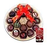 Chocholik Belgium Chocolate Gifts - Lip Smacking Choco-Platter With 3d Mobile Cover For IPhone 6 - Gifts For Diwali