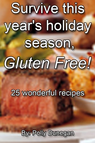 Survive this year's holiday season, Gluten Free cover
