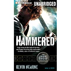 Hammered: The Iron Druid Chronicles - Kevin Hearne