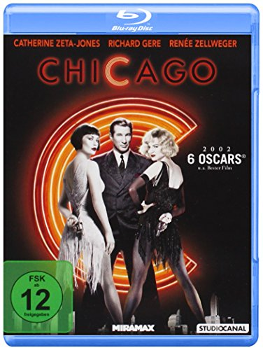 Chicago [Blu-ray]