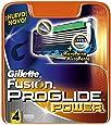 Gillette - 75067908 - Lames  Fusion - Proglide Power pack de 4 Lames