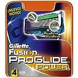 Gillette Fusion ProGlide Power Razor Blades 4-Pack